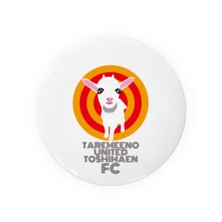 TAREMEENO UNITED NEWエンブレム  Badges