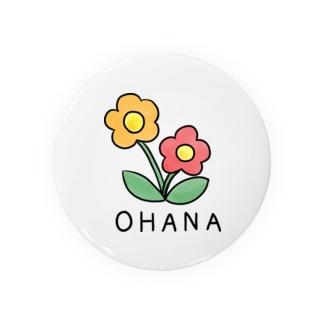 お花 Badges