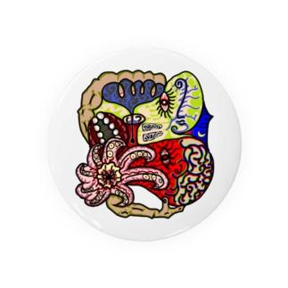 蛸の夜空 Badges