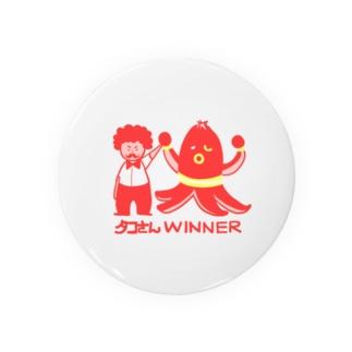 【ドラマ あのキス】タコさんWINNER【ご着用】 Tin Badge