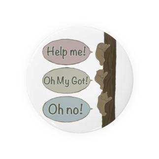 3匹のくまさん Badges