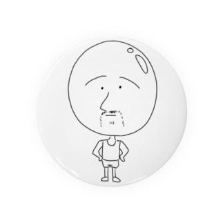 ガムおじさん Badges