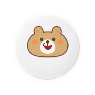 くまきちゲームCHオンラインSHOPのくまきち@ゲーム実況 Tin Badge
