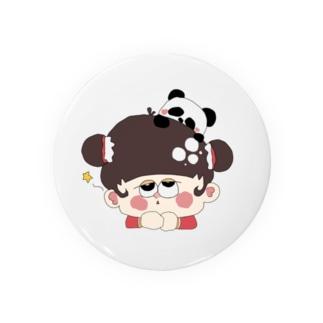Chinaさん Badges