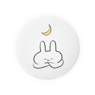 お月見うさぎ Badges