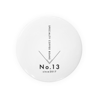 SPECIALTY COFFEE BEANS No.13 Badges