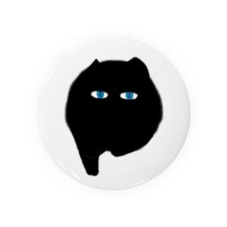 黒いねこちゃんのようなもの Badges
