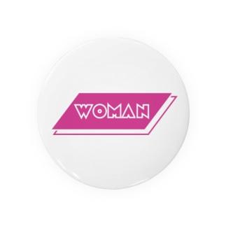 WOMAN's wear Badges