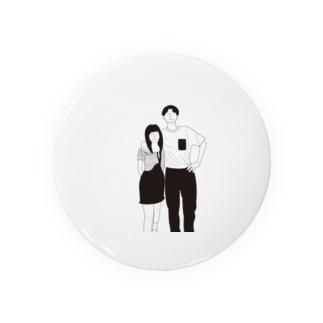 couple Badges