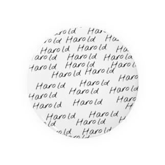 ハロルドのサイン(バグ) Badges