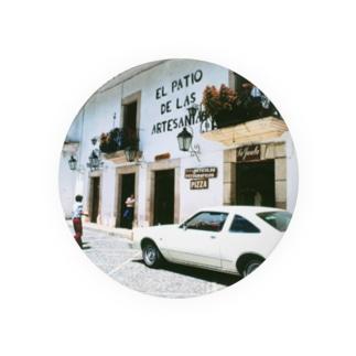 メキシコ:タスコの商店 Mexico: Shops in Taxco Badges