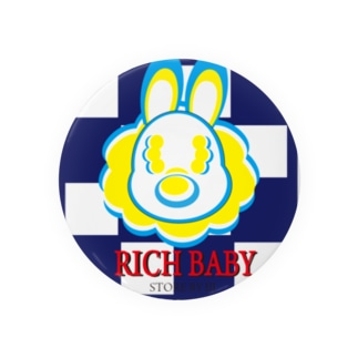RICH BABY by iii.store Badges