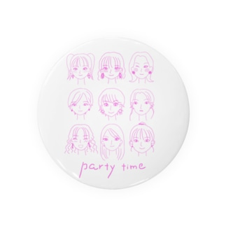 party time Badges