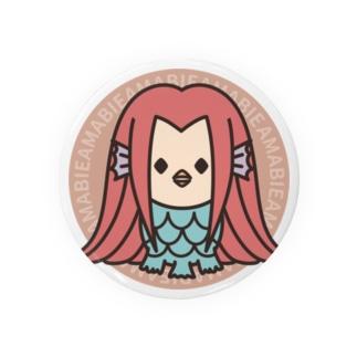 アマビエさん2 Badges