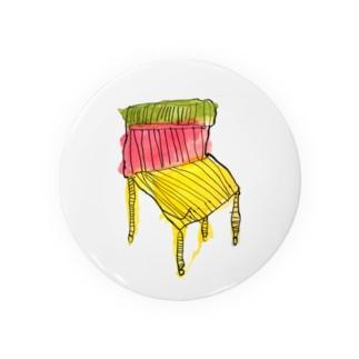 味のある椅子 Badges