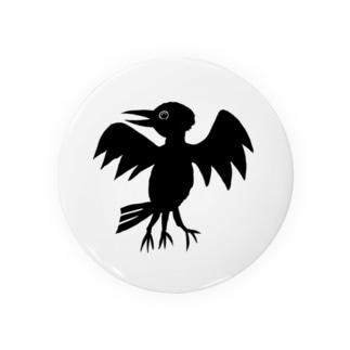 ヤタガラス-200922 Badges