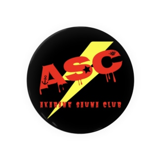 ASC official グッズ Badges