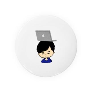 shimoオリジナル Badges