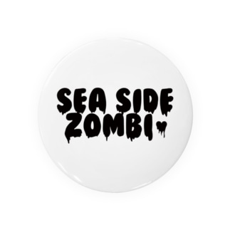 SEA SIDE ZOMBIE Badges