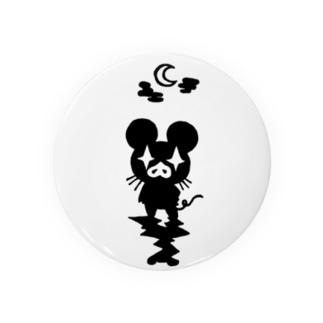 鼠豚 Badges