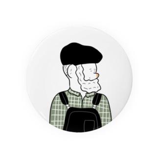 タイムトラベラーおじいさん Badges