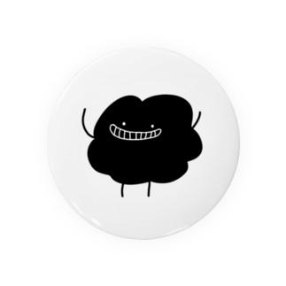 黒いもこもこ Badges