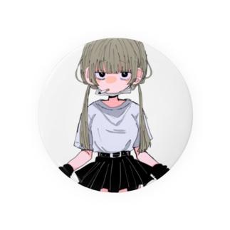 ヤニカス少女 Badges
