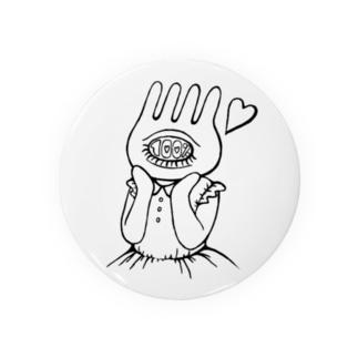 👁🍥一目惚れ🍥👁 Badges
