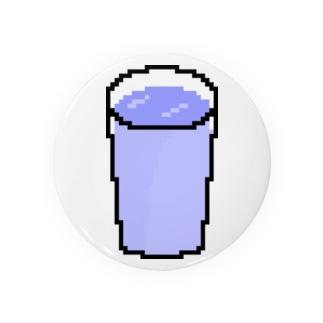 水缶バッジ Badges