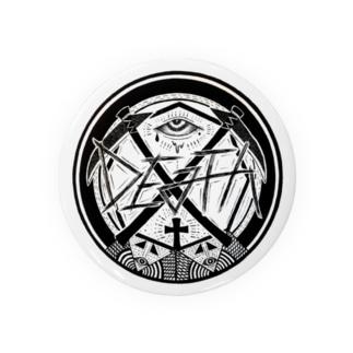 DEATHです Badges
