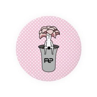 ピクタさん 缶バッジ Badges