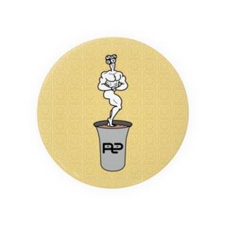 ゴンブト 缶バッジ Badges
