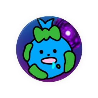 ばなけもの(地球) Badges