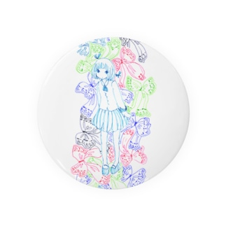 りぼんっ子 Badges