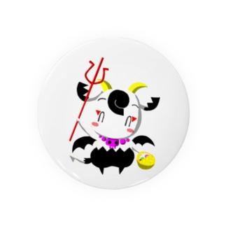 ハロウィンアオヤギさん Badges