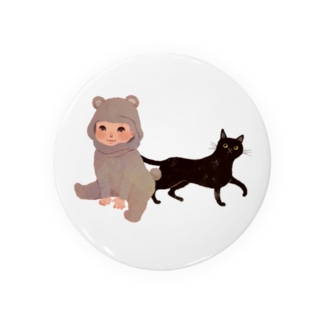 BearBaby&Cat Badges