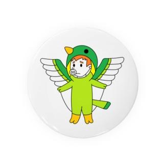 ブタトギス(天然記念豚) Badges