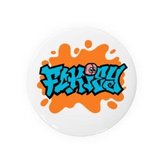 FAKIEY paint01 Badges