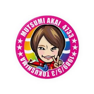 むっちゃん Badges