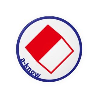 パ紋No.3406 a-know  Badges