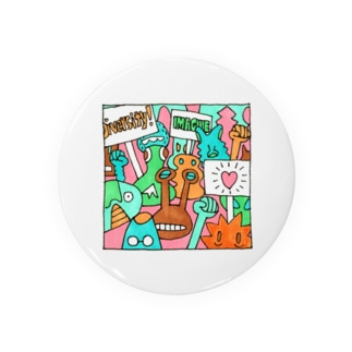毎日イラストセレクション No.002 Badges