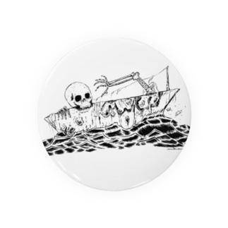 ガット船ハード Badges
