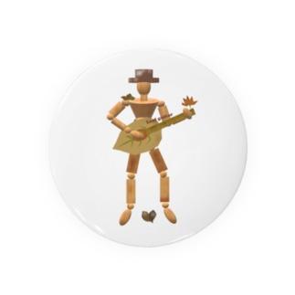 森のギタリスト Badges