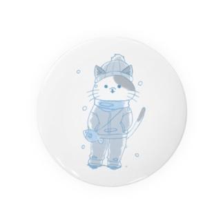 冬猫 Badges