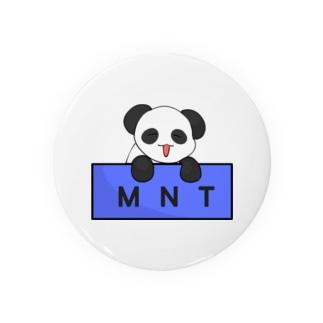 MNTクランのMNTパンダちゃん Badges