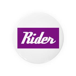 Rider(ライダー) Badges