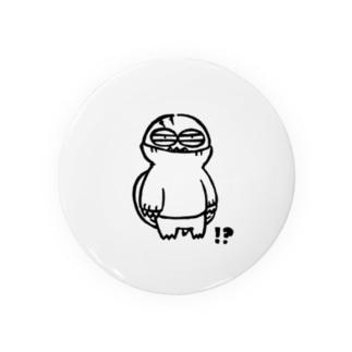 カリツォーの亀首 Badges
