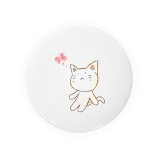 ふわふわ猫 Badges