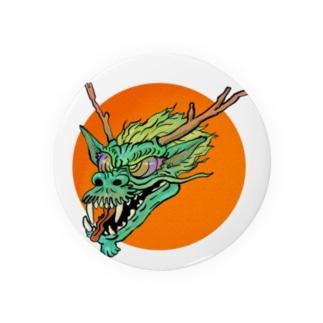 龍 Badges