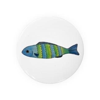 *お魚図鑑*〜きみどりのおさかな〜 Badges
